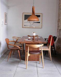 Dining room 10-06 p82 living etc plinth by Sterin, via Flickr