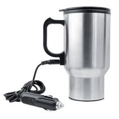 Promotional stay hot travel mug (Item: from plain or branded by - Promotional Products & Items Stainless Steel Travel Mug, Stainless Steel Bottle, Aquarium Shop, Bbq Set, Bottle Warmer, Personalized Mugs, Coffee Drinks, Drinkware, Glass Bottles