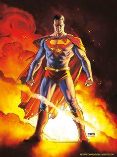 john cassaday art | superman john cassaday by ~kettyformaggio on deviantART