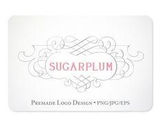 Vintage Logo Design  Premade Logo Design for by KellyJaneCreative, $20.00