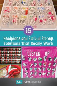 15 Headphone and Earbud Storage Solutions That Really Work