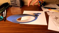 Join Now And Discover Amazing Anamorphic Illusions!