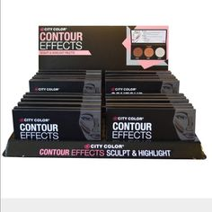 ‼️SCAM‼️ Please read, don't buy! Okay, I've seen this so many times I HAVE to post, these city color contour kits are ONLY 5 dollars at five and below. Girls are selling them on here for 10-15 dollars. Go to five and below, don't buy them on here for double the price. Makeup Foundation