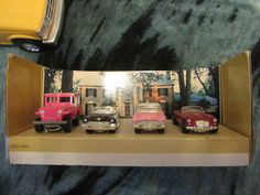 2001 Matchbox Collectibles Elvis Presley Favorite Cars Collection by Mattel $10