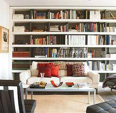 Necesito fotos de estanterias de Pladur | Decorar tu casa es facilisimo.com