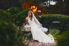 Bridal Sess, VanLandingham Estate, Indigo Photography