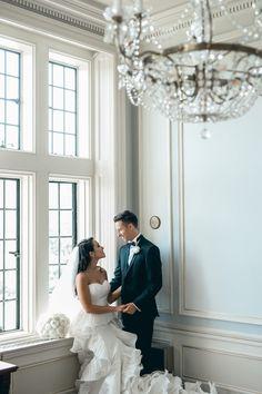 Featured Photographer: AGI Studio; wedding dress idea