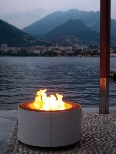 Mangiafuoco Fire Pit by Ak47 on Gilt Home