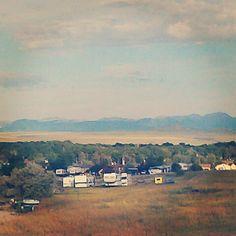 Choteau, MT in Montana