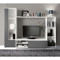 159.99 € ❤ Pour le #Salon ! #FINLANDEK #Meuble #TV mural PILVI 220 cm blanc et gris ➡ https://ad.zanox.com/ppc/?28290640C84663587&ulp=[[http://www.cdiscount.com/maison/meubles-mobilier/finlandek-meuble-tv-mural-pilvi-220cm-blanc-et-gri/f-11760010502-finclom01c41.html?refer=zanoxpb&cid=affil&cm_mmc=zanoxpb-_-userid]]