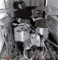 Ian Paice, Deep Purple