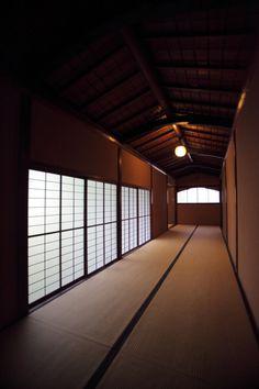 Japanese traditional tatami room