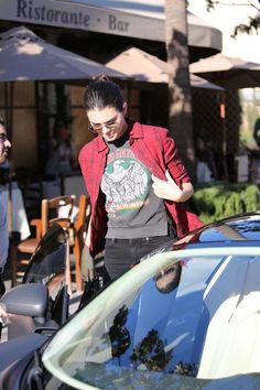 PHOTOS: Kendall luncht met Scott te midden van rehab rumours | I LOVE FASHION NEWS