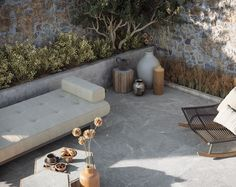 NEW IN: Stone Revolution brings together seven luxurious stones in an exclusive line of porcelain tiles, designed to elevate your space. Link in bio to discover the collection. 👆 Porcelain Tiles, Revolution, Outdoor Decor, Outdoor Furniture Sets, Stones, Patio, Soapstone, Stone Tiles, Backyard Ideas