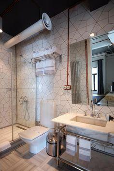 planos low cost: Instalaciones vistas: Karaköy Rooms