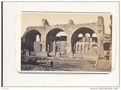 Basilica, Constantine, Ruins,  1870