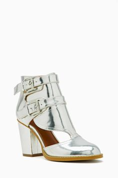 Shoe Cult Cosmo Cutout Bootie