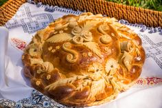Korovai is a traditional Ukrainian bread baked for weddings and anniversaries. Like in many other Eastern-European cuisines, it symbolizes family union. The recipes and decorations vary from region…