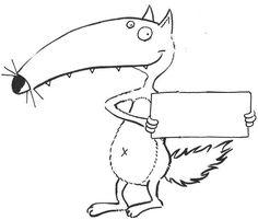 prénom le loup qui voulait changer de couleur maternelle - Recherche Google