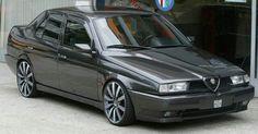 Alfa Romeo155 what a beauty