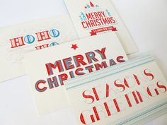 Merry Christmash by Mary Faber, via Behance