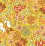Anna Maria Horner Little Folks Coloring Garden Citrus - Voile [FS-VAH01-Citrus] - $9.95 : Pink Chalk Fabrics is your online source for modern quilting cottons and sewing patterns., Cloth, Pattern + Tool for Modern Sewists
