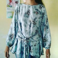 Floral Tops, Women, Fashion, Moda, Women's, Fasion