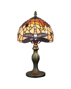 Tiffany Dragonfly Table Lamps Lighting Fixtures