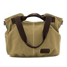 New Trending Shopper Bags: BMC Womens Khaki Gray Textured Canvas Double Top Handle Lightweight Shoulder Tote Travel Shopper Handbag. BMC Womens Khaki Gray Textured Canvas Double Top Handle Lightweight Shoulder Tote Travel Shopper Handbag  Special Offer: $19.05  166 Reviews This khaki gray, lightweight, double top handle handbag is perfect for everyday use. The bag is made of a durable canvas material. The roomy main...