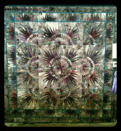 I have photos from The Dallas Quilt Show and all I can say is that a picturesaysa 1000 words. 1000 words more better than I could expres...