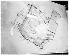 Map of Chavez Ravine (Dodgers map hearing), 1959 :: Los Angeles Examiner Collection, 1920-1961