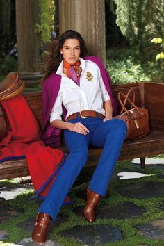 Lauren Ralph Lauren Fall 2012 19