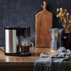 aicok coffeemaker this aicok single serve coffee maker has a stainless steel