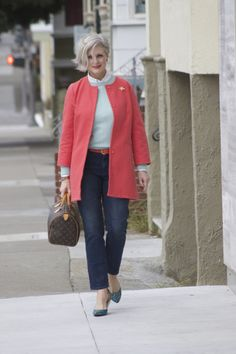 marvelous mint | Style at a certain age