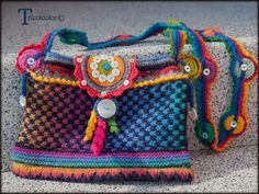 Tricotcolor: Sac, toujours...