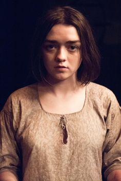 "Arya Stark | Game of Thrones, 5x10, ""Mother's Mercy"""