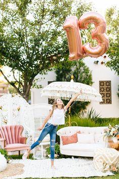 Girls 13th Birthday Party
