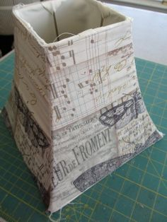 One Lucky Day: Eclectic Elements Lampshade