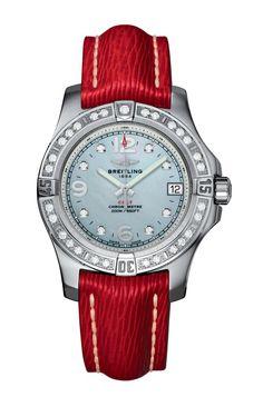 TimeZone : Ladies Watch Forum » Pre-Basel 2015 - Breitling Colt 36mm