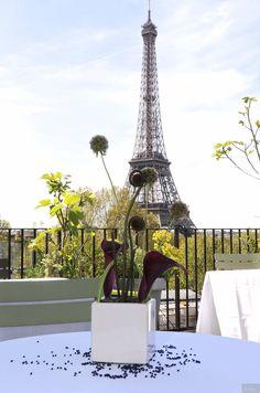 Pauses et cocktail Stefani Traiteur pour les franchisés Swarovski les 2 et 3 mai au Palais de Tokyo, 200 convives sous le charme.
