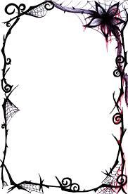 Free Border Designs For School Projects . Boarder Designs, Frame Border Design, Page Borders Design, Borders For Paper, Borders And Frames, Halloween Borders, Simple Borders, Simple Flowers, Floral Border