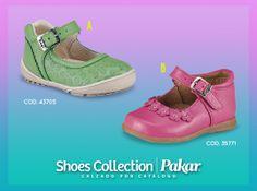 Zapatos para niña Moda Shoes Collection Pakar