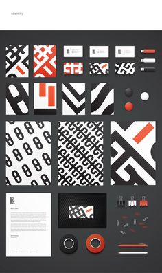 Delicious Studio Brand Identity by Jan Janeczek @Behance