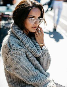 lunettes de vue femme blanc transparent crystal Gros Pull Tendance, Lunette  Tendance, Tendance 2017 490495a799bb