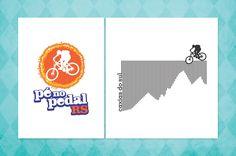 Cliente: Amanara / Pé no Pedal RS  Material: Logomarca  Agência: Freelance