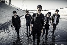 coldrain Release New Music Video For 'Wrong'