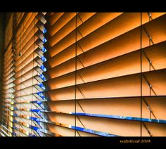 Adjust the slats to allow the level of light & privacy into a room, that suits you.