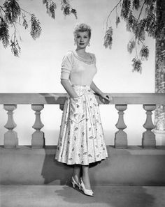 images of lucille ball fashion style | Lucille Ball | I Love Lucy | Pinterest