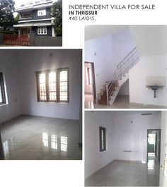 """You must either modify your dreams or magnify your skills."" Residential Villas for Sale In Thrissur Price-40 Lakhs. For more information please click on:-http://goo.gl/MCsfZQ Buy/sell/rent Properties???....Log on to www.sichermove.com or call 9061681333/222/444..."
