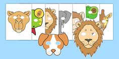 EYFS The Zoo Discovery Sack - EYFS, zoo, animals, discovery